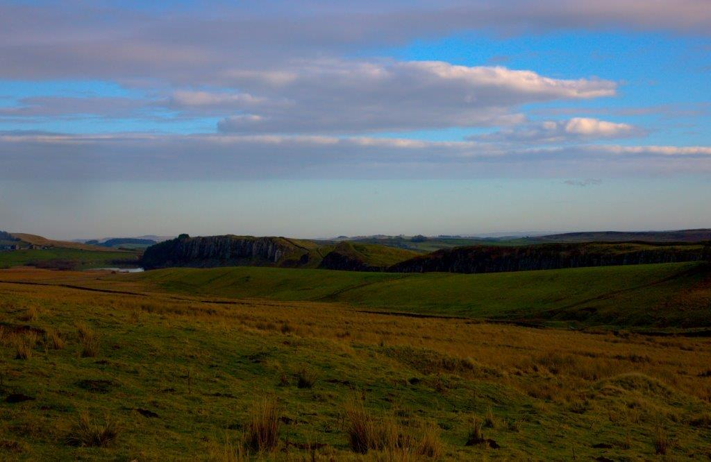 Photo of Hadrian's Wall and Crag Lough